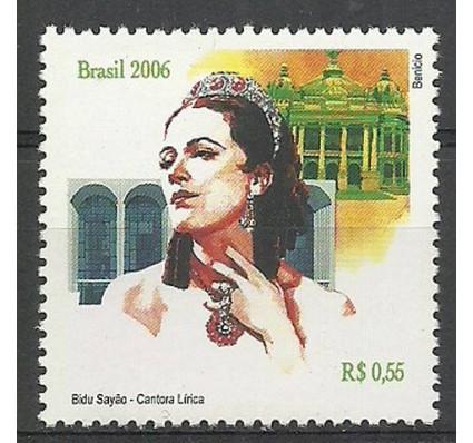 Znaczek Brazylia 2006 Mi 3446 Czyste **
