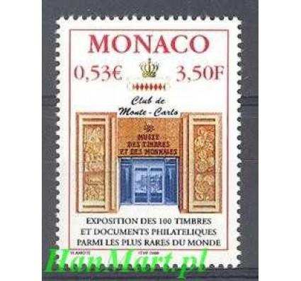 Monako 2000 Mi 2508 Czyste **