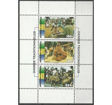 Znaczek Gabon 2001 Mi bl 122 Czyste **