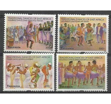 Znaczek Tanzania 2003 Mi 4108-4111 Czyste **