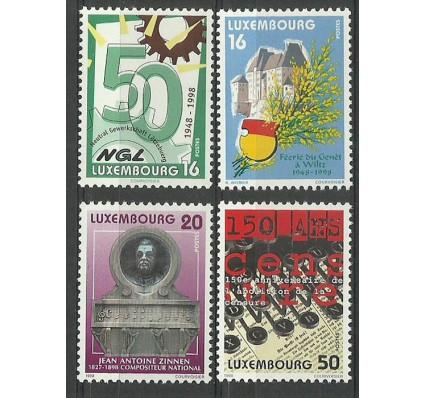 Znaczek Luksemburg 1998 Mi 1442-1445 Czyste **