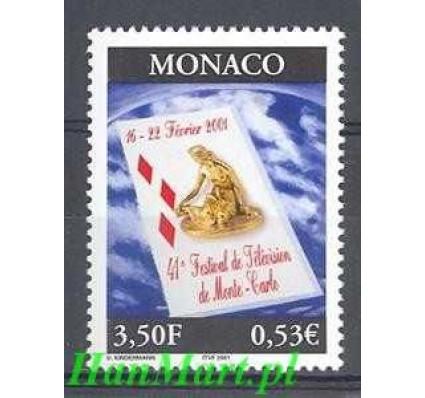 Znaczek Monako 2001 Mi 2547 Czyste **