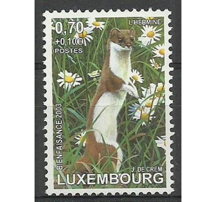 Znaczek Luksemburg 2003 Mi 1624 Czyste **