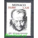 Monako 2001 Mi 2553 Czyste **