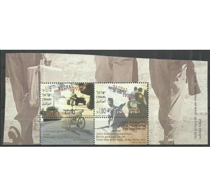 Znaczek Izrael 1998 Mi 1449-1450C Czyste **