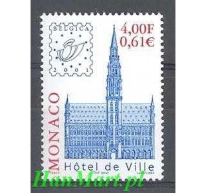 Monako 2001 Mi 2554 Czyste **