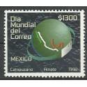 Meksyk 1992 Mi 2317 Czyste **