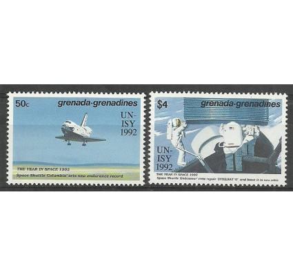 Znaczek Grenada i Grenadyny 1992 Mi 1638-1639 Czyste **