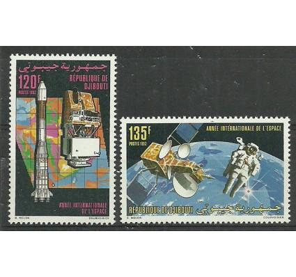 Znaczek Dżibuti 1992 Mi 572-573 Czyste **