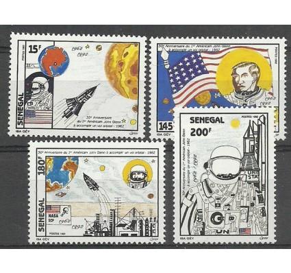 Znaczek Senegal 1992 Mi 1239-1242 Czyste **