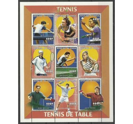 Znaczek Senegal 1999 Mi bl 90 Czyste **