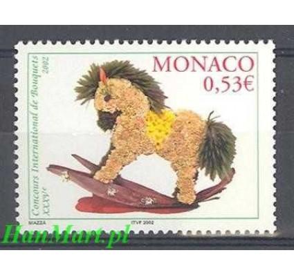 Monako 2002 Mi 2572 Czyste **