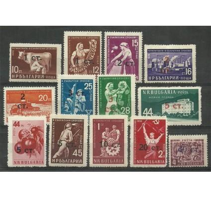 Znaczek Bułgaria 1962 Mi 1282-1294 Czyste **