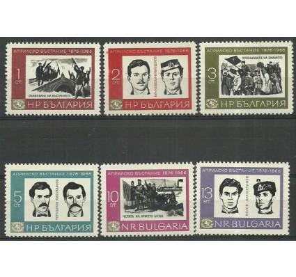 Znaczek Bułgaria 1966 Mi 1612-1617 Czyste **