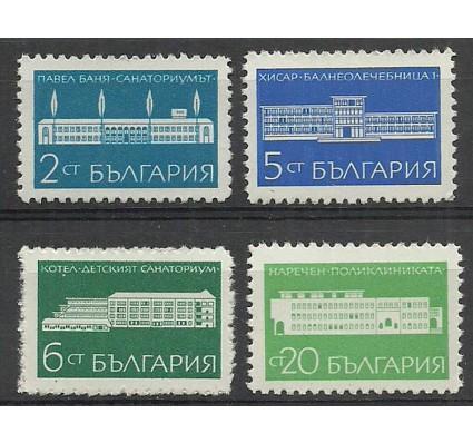 Znaczek Bułgaria 1969 Mi 1965-1968 Czyste **