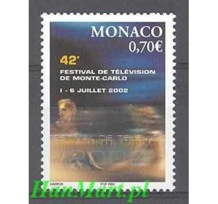 Monako 2002 Mi 2604 Czyste **