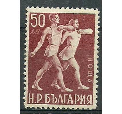 Znaczek Bułgaria 1949 Mi 707 Czyste **