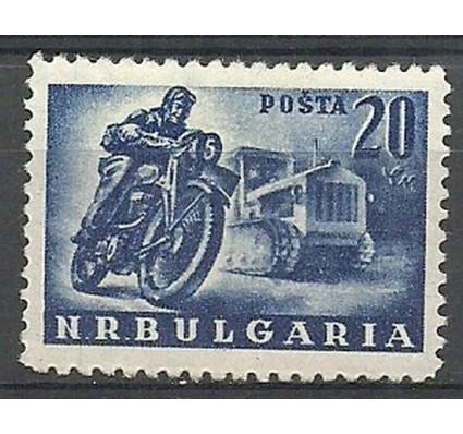 Znaczek Bułgaria 1949 Mi 706 Czyste **