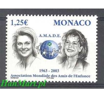 Monako 2002 Mi 2633 Czyste **