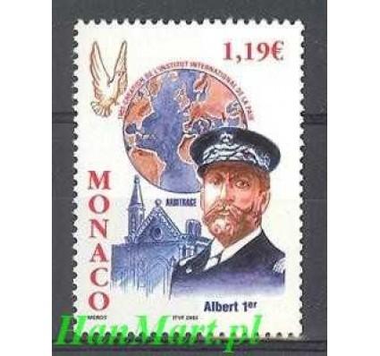 Znaczek Monako 2003 Mi 2640 Czyste **