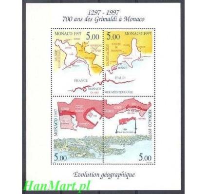 Monako 1997 Mi bl 73 Czyste **