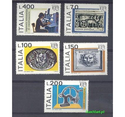 Znaczek Włochy 1976 Mi 1541-1545 Czyste **