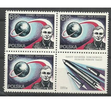 Znaczek Polska 1978 Mi A2564b Fi 2417ab Czyste **