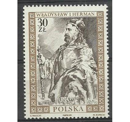 Znaczek Polska 1989 Mi 3228 Fi 3080 Czyste **