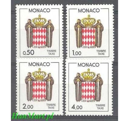 Monako 1986 Mi por 87-90 Czyste **