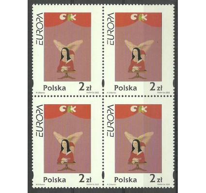 Znaczek Polska 2002 Mi 3972 Fi 3822 Czyste **