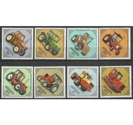 Znaczek Mongolia 1982 Mi 1498-1505 Czyste **