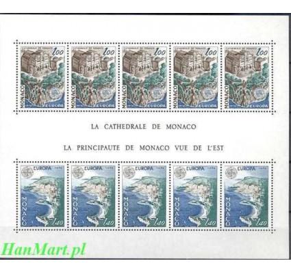 Monako 1978 Mi bl 12 Czyste **