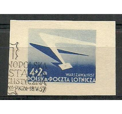 Znaczek Polska 1957 Mi 1004 Fi 873 Stemplowane