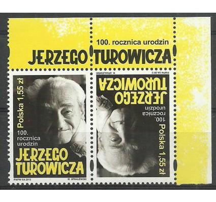 Znaczek Polska 2012 Mi 4593Su Fi 4443I Czyste **