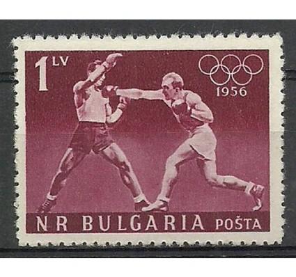 Znaczek Bułgaria 1956 Mi 1001 Czyste **