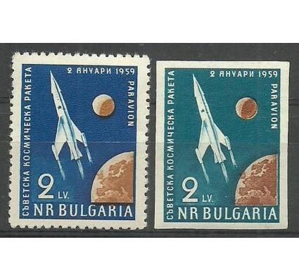 Znaczek Bułgaria 1959 Mi 1100-A1100 Czyste **