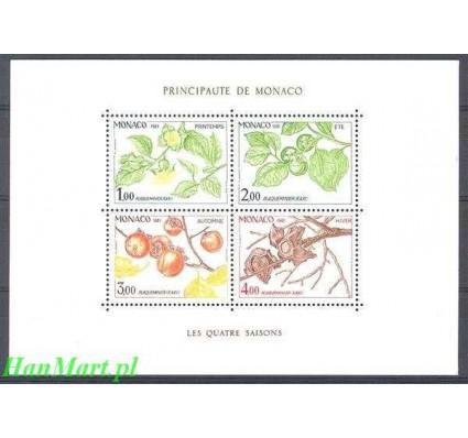 Monako 1981 Mi bl 18 Czyste **