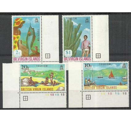 Znaczek Wyspy Dziewicze 1969 Mi 198-201 Czyste **