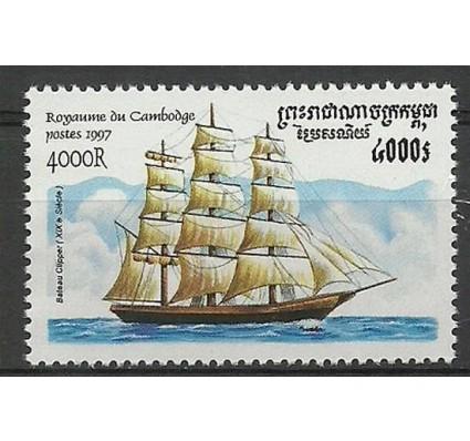 Znaczek Kambodża 1997 Mi 1746 Czyste **