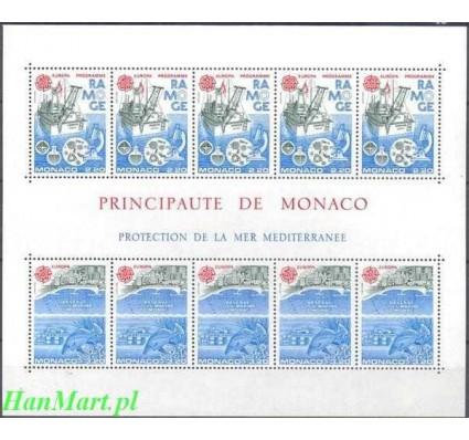Monako 1986 Mi bl 32 Czyste **
