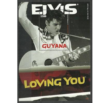 Znaczek Gujana 2010 Mi bl 828 Czyste **