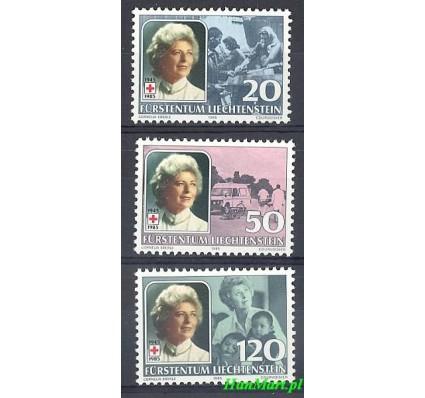 Liechtenstein 1985 Mi 875-877 Czyste **