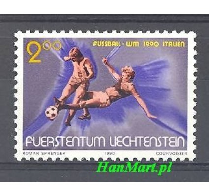 Liechtenstein 1990 Mi 987 Czyste **