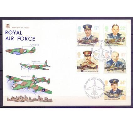 Znaczek Wielka Brytania 1986 Mi 1085-1089 FDC