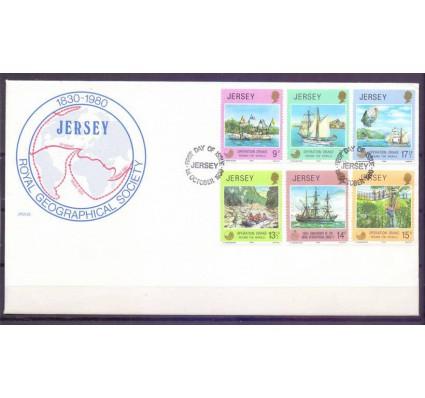 Znaczek Jersey 1980 Mi 228-233 FDC
