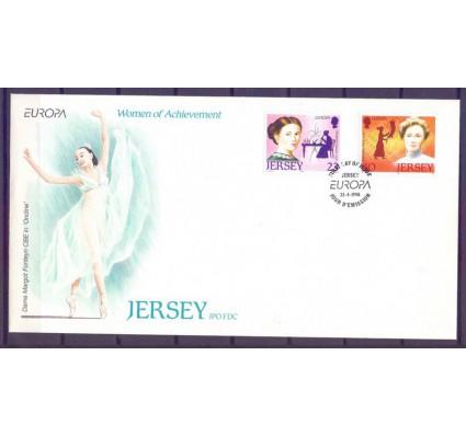 Znaczek Jersey 1996 Mi 735-736 FDC