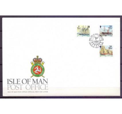 Znaczek Wyspa Man 1996 Mi 676-678 FDC