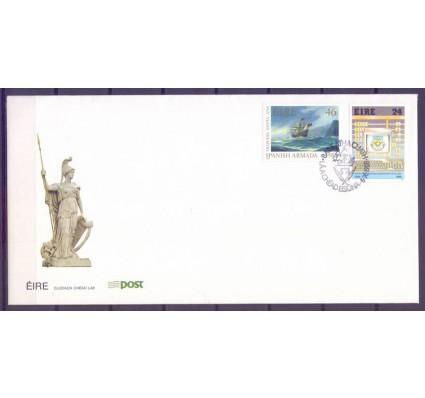 Znaczek Irlandia 1988 Mi 662-663 FDC