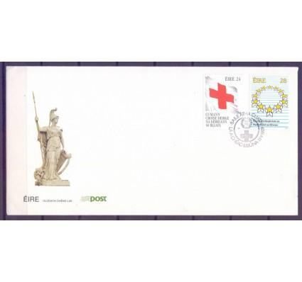 Znaczek Irlandia 1989 Mi 681-682 FDC