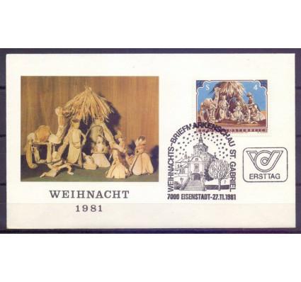 Znaczek Austria 1981 Mi 1691 FDC